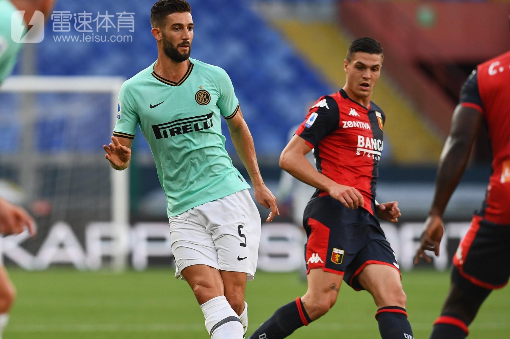 热那亚0-3国际米兰