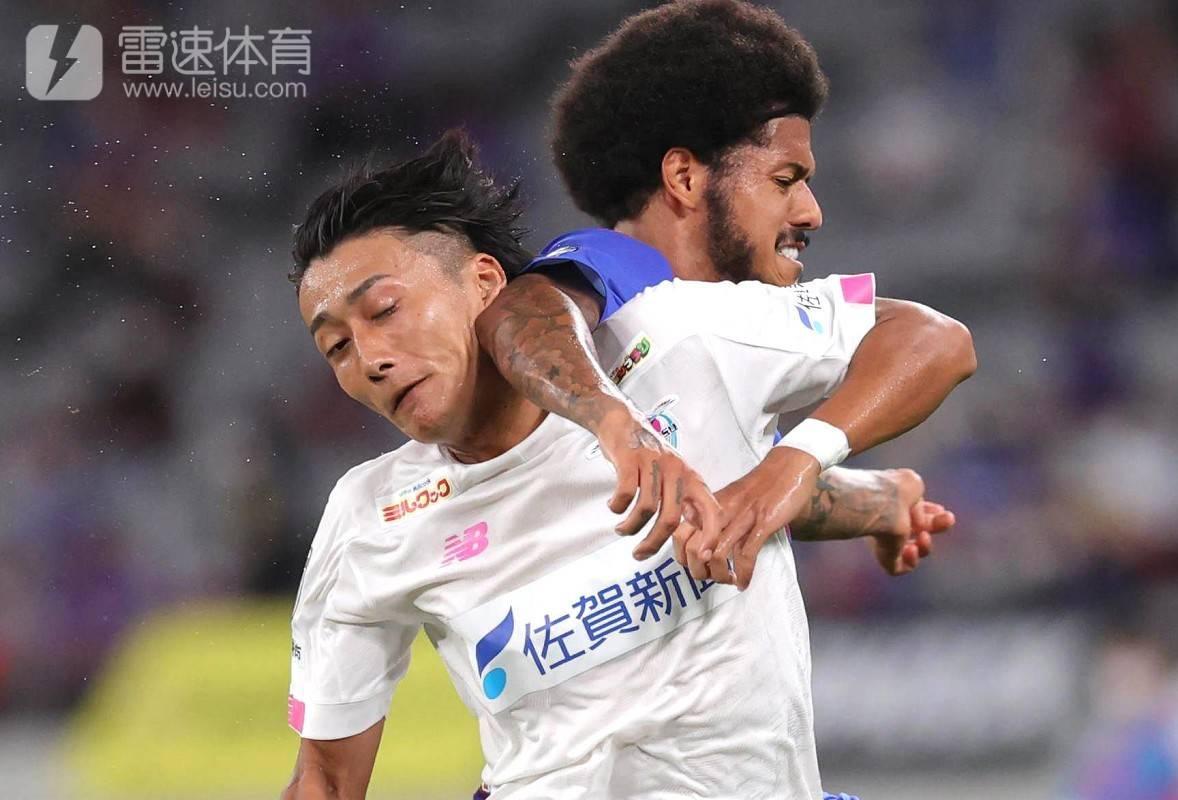 FC东京VS鸟栖沙岩