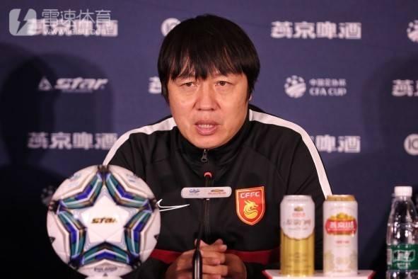 河北华夏幸福主教练谢峰