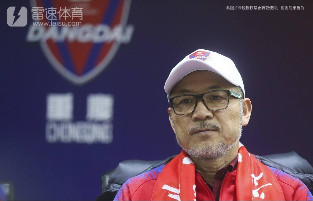 重庆当代主教练张外龙