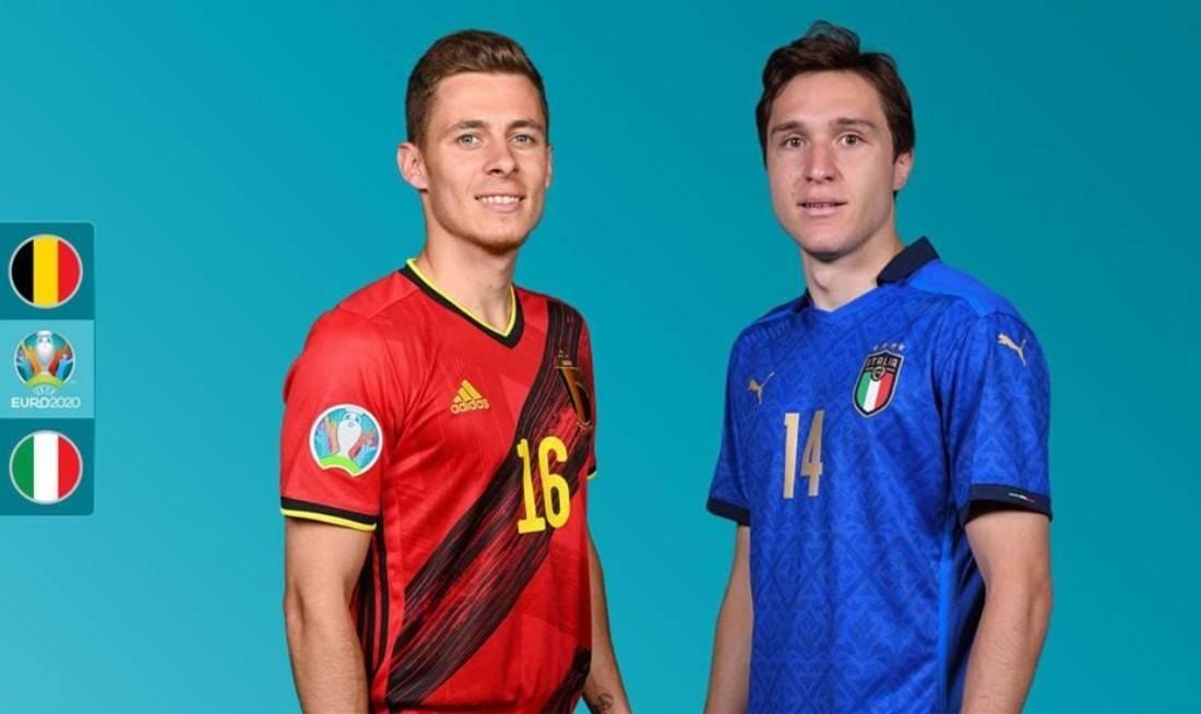 欧洲杯前瞻比利时vs意大利