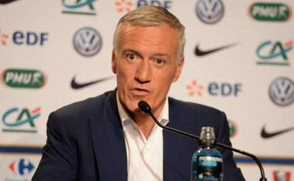 德尚以教练身份带领法国追寻昔日法兰西荣耀