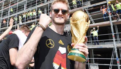 官方:德国球星许尔勒宣布退役