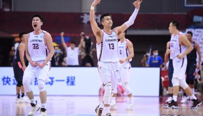CBA战报:郭艾伦28+5 辽宁逆转广东扳平大比分