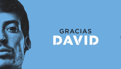 曼城将为大卫·席尔瓦树立雕像,感谢他10年的付出
