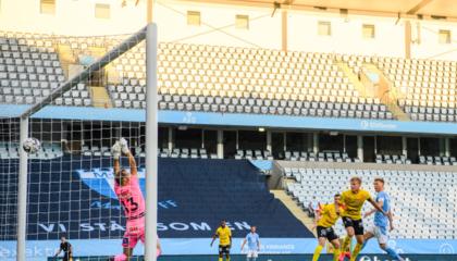 瑞典超战报:马尔默八连胜遭终结;哈马比主场2-2战平十人埃尔夫斯堡