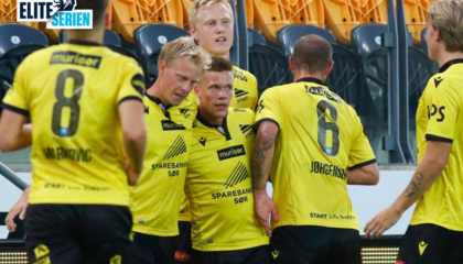 挪超战报:舒尔策梅开二度,斯达2-1绝杀瓦勒伦加收获赛季第二胜