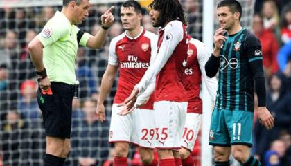 英足总官方:马里纳将执法利物浦与阿森纳的社区盾杯