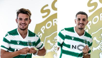 葡超转会:里斯本竞技签下贡萨尔维斯、费达尔