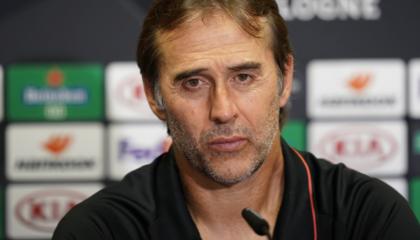 塞维利亚主教练洛佩特吉:国米是一支强大的球队,但我们会全力战胜他们
