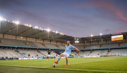 获得政府许可,瑞典超有望在10月准许部分球迷入场