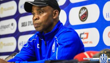 地拉那主教练埃博:我们并不满足止步于此,对阵红星我们将全力以赴