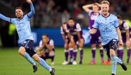 悉尼FCvs珀斯光荣前瞻:上赛季决赛对手再次遭遇,珀斯能否复仇成功