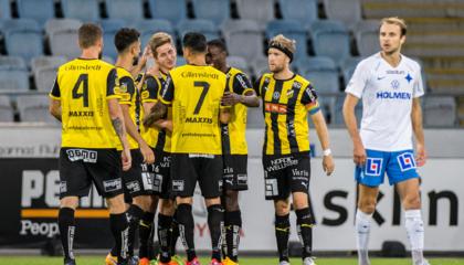 瑞典超战报:赫根8年来首次双杀北雪平;米亚尔比4-1完胜卡尔马