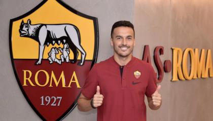 意甲转会:西班牙前锋佩德罗加盟罗马