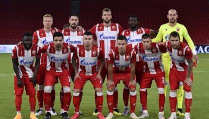 欧冠杯战报:贝西克塔斯不敌塞萨洛尼基,贝尔格莱德红星小胜地拉那
