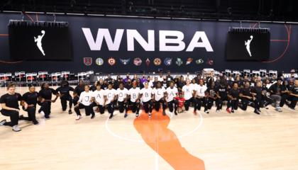 官方:WNBA将继续本赛季比赛,今日3场比赛延期