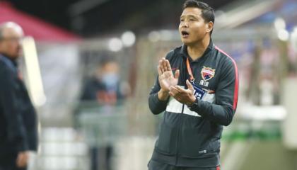 深圳佳兆业代理主帅张效瑞:球队少了点运气,我们有机会争前四