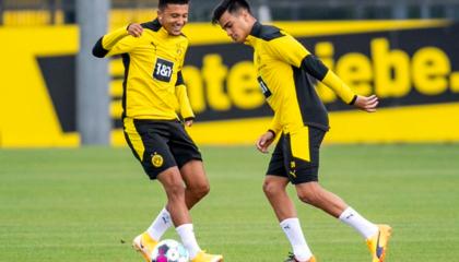 多特蒙德热身赛两连战,9月15日德国杯首轮对阵杜伊斯堡