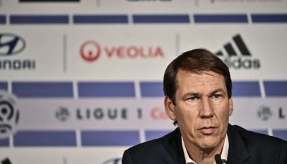 里昂主帅加西亚:新赛季的目标是重返欧冠赛场