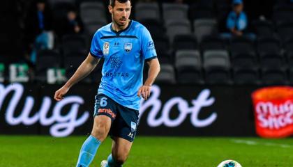 悉尼FC后卫麦克格文:半决赛的表现展示了我们真正的实力