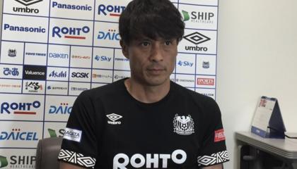 大阪钢巴主帅宫本恒靖:夏季连战要减少失误,每一场比赛都很重要