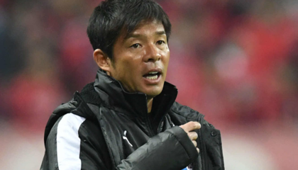 川崎前锋主帅鬼木达:夺冠才是最终目标,希望所有人坚持