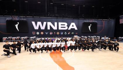 WNBA官方:比赛将于北京时间周六恢复,但是争取正义与平等的斗争是永无止境