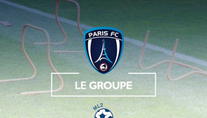 巴黎FC公布大名单,屯重兵于中后场
