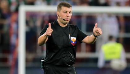 索契vs乌拉尔裁判名单公布,前业余球员维尔科夫将担任本场主裁