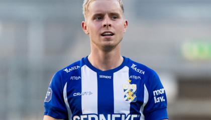 官方:哥德堡后卫韦纳森即将离队
