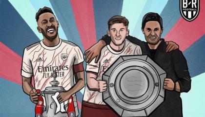 早报:点球大战阿森纳6-5利物浦捧得社区盾杯,尼斯两连胜领跑法甲积分榜