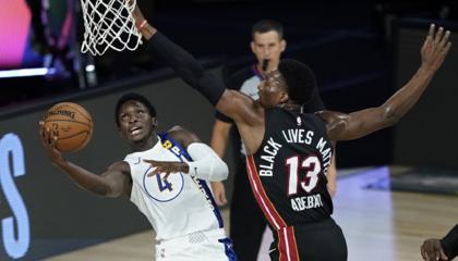 NBA记者爆料:印第安纳步行者核心球员奥拉迪波不打算和球队续约