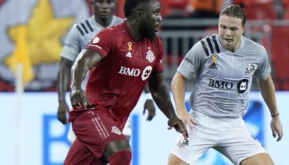 美职联伤停:蒙特利尔冲击主力后卫缺阵;多伦多FC全员备战