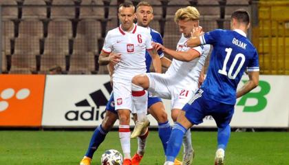 欧国联战报:波兰客场2-1逆转波黑,格罗西茨基传射建功