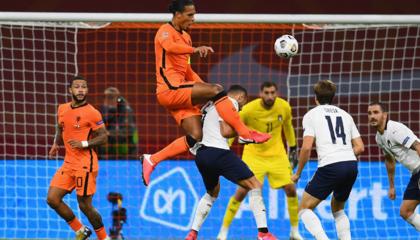 欧国联战报:巴雷拉头槌建功,荷兰0-1不敌意大利