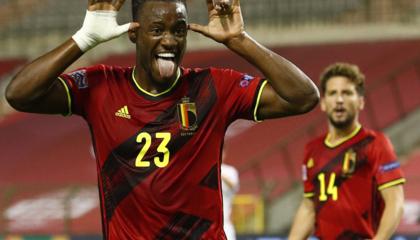 欧国联战报:比利时5-1大胜冰岛,巴舒亚伊蝎子摆尾破门