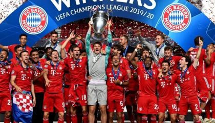 """拜仁慕尼黑赛季前瞻:萨内加盟,目标卫冕""""三冠王"""""""