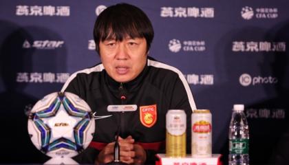 河北华夏幸福主教练谢峰:轮换不代表放弃比赛,尹鸿博伤情还需评估
