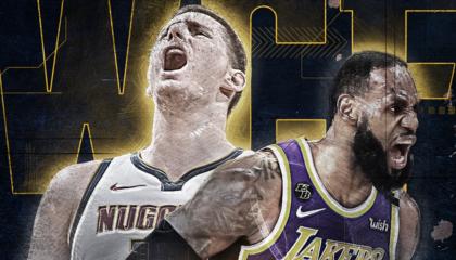 NBA西决洛杉矶湖人VS丹佛掘金前瞻:巨星成色,不是所有主教练都叫里弗斯