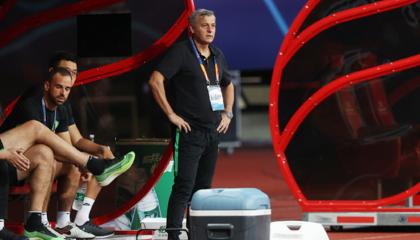 北京国安主教练:密集赛程下会进行人员轮换,争取每轮比赛都晋级