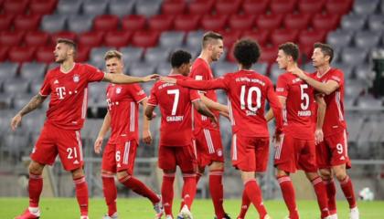 早报:拜仁携手本菲卡、克拉斯诺达尔上演屠杀;里昂一股清流惨遭3轮不胜