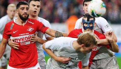 喀山红宝石vs莫斯科斯巴达伤停:黄仁范停赛,格鲁森科夫或复出