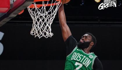 NBA战报:塔特姆25+14+8,凯尔特人力克热火扳回一城