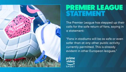 英国首相约翰逊提出防疫新措施,球迷入场还需等待至少半年