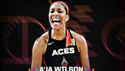 WNBA战报:阿贾·威尔逊29+7+3,王牌力克太阳扳回一城