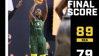 WNBA战报:罗伊德20+5+4,风暴力克天猫拿下赛点