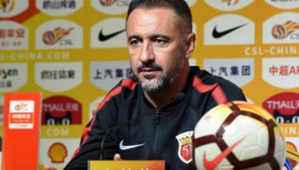 上海上港主教练佩雷拉:满意球队到目前的表现,对阵重庆会力拼三分
