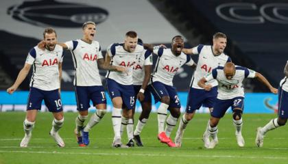 英联杯战报:维尔纳、拉梅拉建功,芒特丢点,热刺点球淘汰切尔西成功晋级