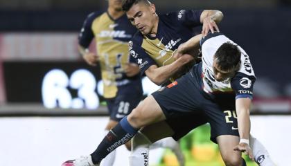 墨西哥首都德比预热:墨西哥美洲和美洲狮是墨超本赛季火力最猛的球队